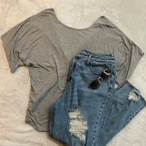 Gray Knot T-Shirt